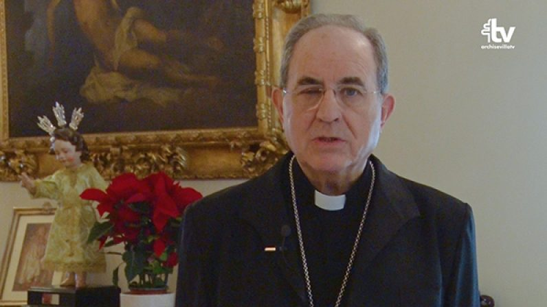 Mensaje de Navidad 2020 del Arzobispo de Sevilla
