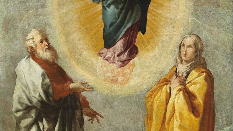 Inmaculada con Santa Ana y San Joaquín (Fundación Focus)