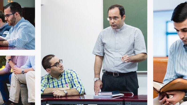 Los seminaristas celebran su día con creativas propuestas online y presenciales