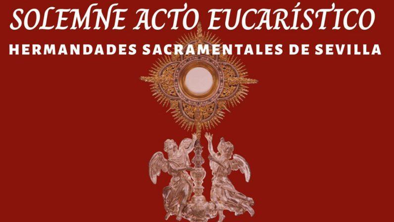 Santa Genoveva acoge un nuevo encuentro de las Hermandades Sacramentales