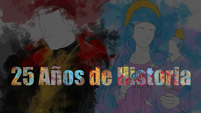25 años de historia de la Parroquia Ntra. Sra. de la Antigua y Beato M. Spínola