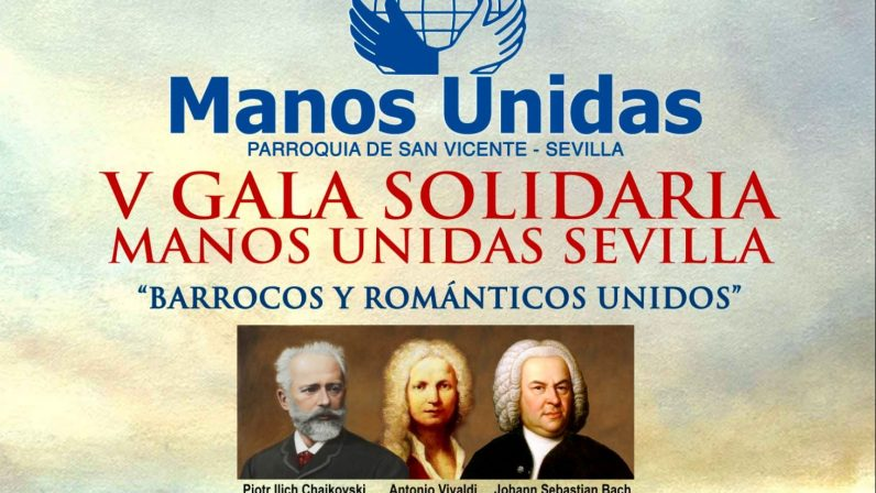 Manos Unidas organiza su V Gala Solidaria en la Parroquia San Vicente de Sevilla