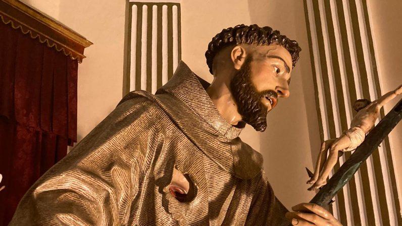 San Francisco de Asís, de Nuestra Señora de Gracia (Estepa)