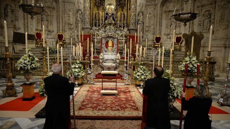 """Delegado diocesano de Liturgia: """"La mayoría de los cofrades es muy consciente de lo que tenemos entre manos"""""""
