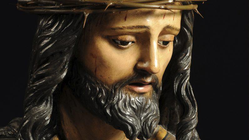Cristo de la Corona. Parroquia del Sagrario (Sevilla)