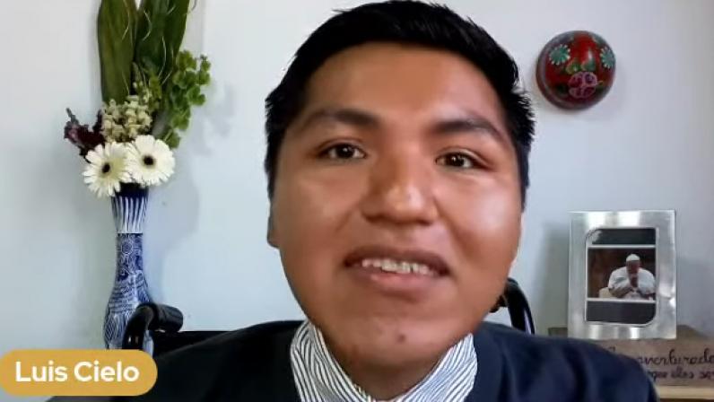 Luis Naxi. Claves de la aceptación y entrega en el sufrimiento