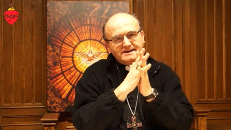 Mons. Munilla, Obispo de San Sebastián, ponente de la segunda sesión del Mes de la Familia