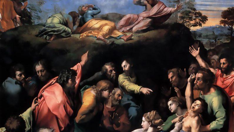 II Domingo de Cuaresma- Ciclo B (Liturgia del 28-2-2021)
