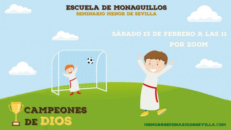 Los monaguillos de Sevilla se reúnen virtualmente el próximo 13 de febrero