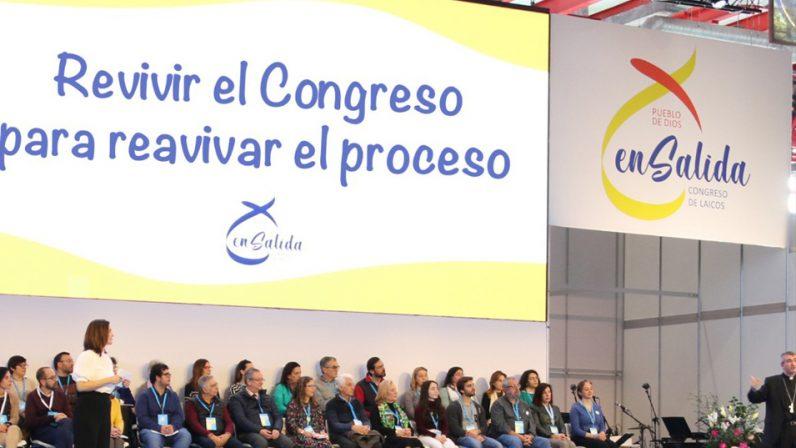 Encuentro online para revivir el Congreso de Laicos y reavivar el proceso