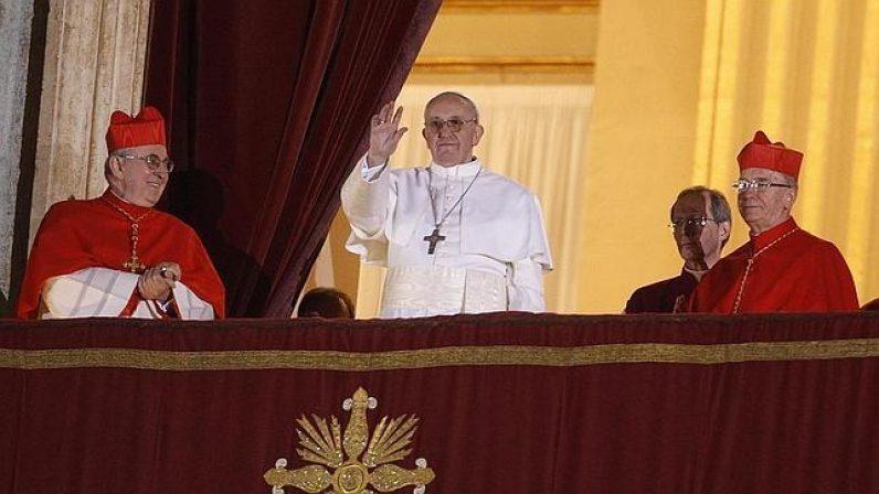 La revolución de la alegría: 8 años con el Papa Francisco