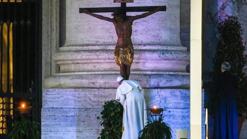 La soledad de la cruz