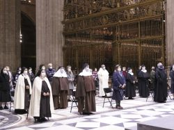 Eucaristía por la Jornada de la Vida Consagrada 2021
