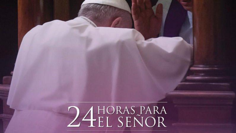 """La Iglesia diocesana vive las '24 horas para el Señor' en la """"intimidad"""" de las comunidades parroquiales"""