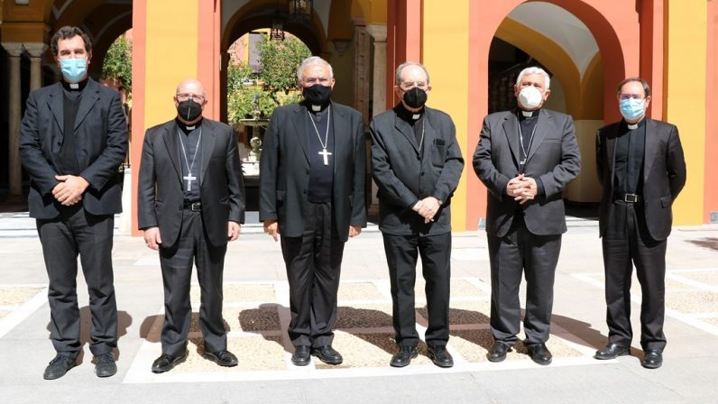 Los obispos de la Provincia Eclesiástica se reúnen en Sevilla