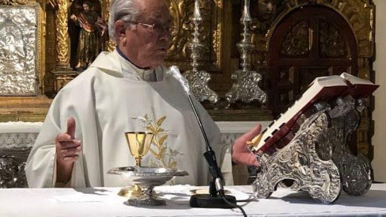 Fallece a los 80 años el sacerdote diocesano Manuel Luque Pérez