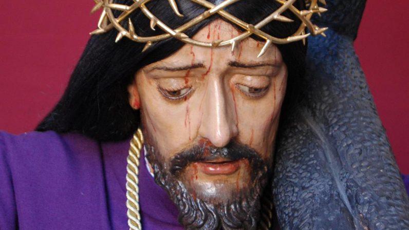 Jesús Nazareno. Parroquia de Nuestra Señora de la Esperanza (Marinaleda)