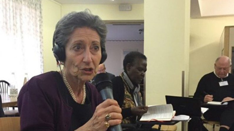 La ex subsecretaria del Pontificio Consejo de Justicia y Paz protagoniza la próxima sesión del Seminario de Estudios Laicales