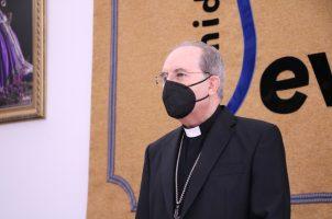 Anuncio del nombramiento de Mons. Saiz Meneses como nuevo Arzobispo de Sevilla (17-04-2021)