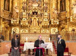 Entrega de la Medalla Pro Ecclesia et Pontifice a Patricio Rodríguez-Buzón