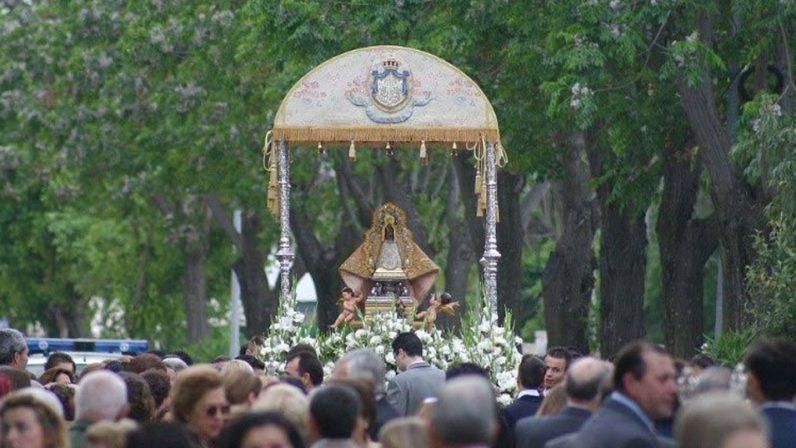La Hermandad de Ntra. Sra. de Aguas Santas, de Villaverde del Río, celebrará un año jubilar a partir de septiembre