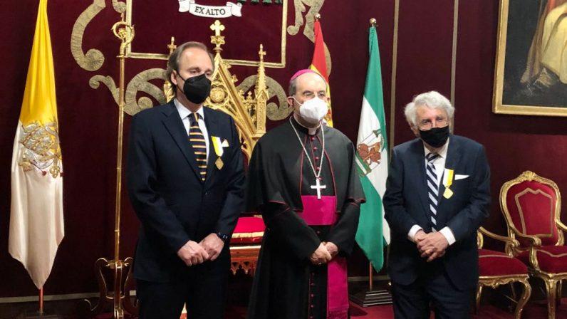 La Santa Sede reconoce el servicio y la disponibilidad de laicos de la Archidiócesis de Sevilla