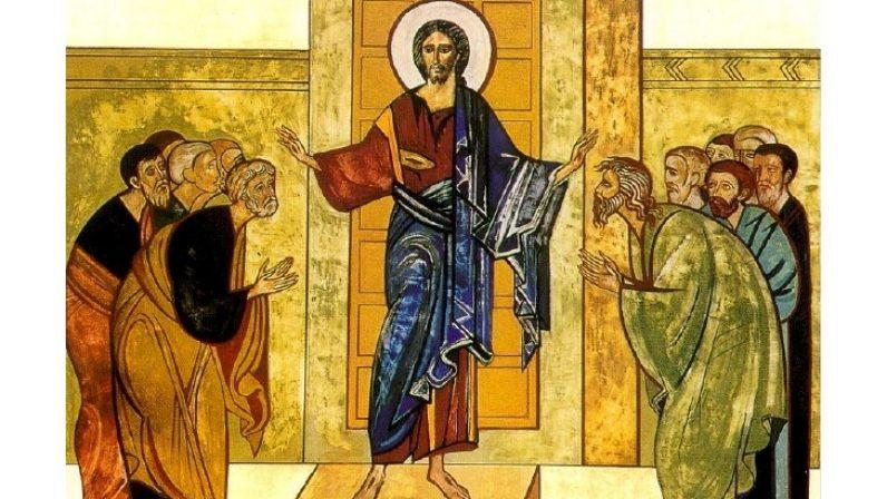 Anuncio de la Pascua de Resurrección en las Comunidades Neocatecumenales de Sevilla