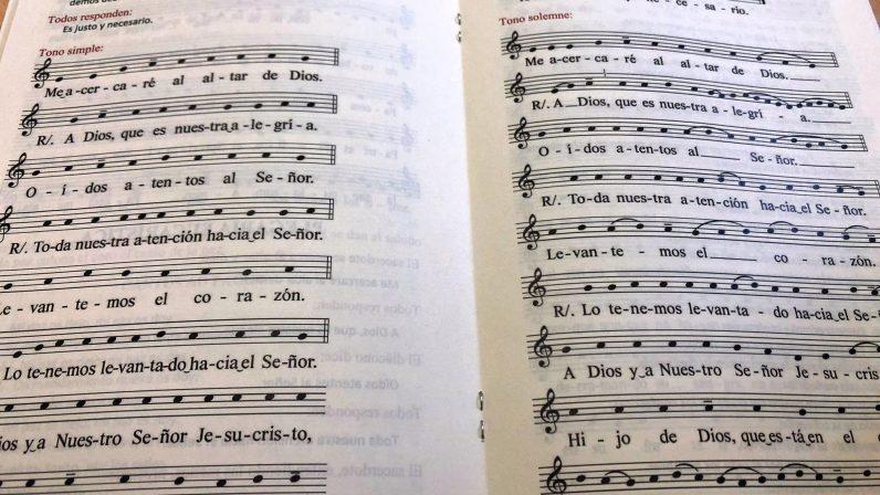 El Cabildo publica una adaptación de la música para las misas en rito hispano-mozárabe