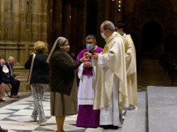 Misa por el centenario de las Misioneras Eucaristícas de Nazaret