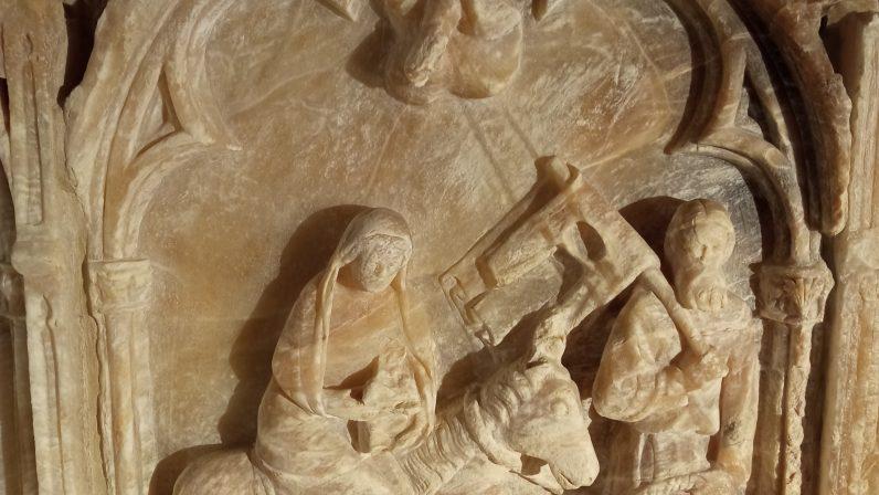 Las representaciones más antiguas de San José en la Archidiócesis