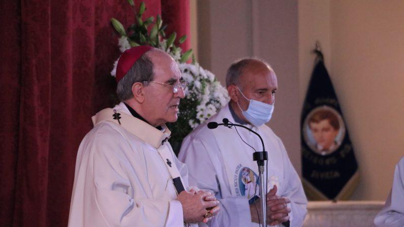 """Mons. Asenjo: """"No se puede anunciar a Jesús en el mundo obrero sin una fuerte experiencia de Dios"""""""