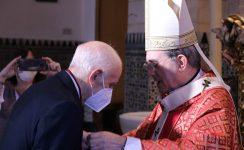 Sixto Martín, reconocimiento a una vida dedicada a los pobres y la parroquia