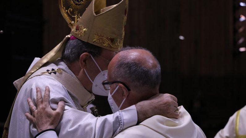 Monseñor Asenjo se despide del clero sevillano en la jornada sacerdotal con motivo de San Juan de Ávila