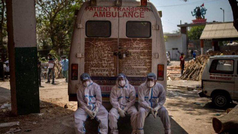 """""""La situación actual es una tragedia en todos los sentidos"""", testimonio de una misionera en la India"""