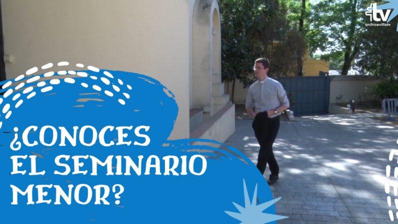 REPORTAJE | ¿Conoces el Seminario Menor de Sevilla?