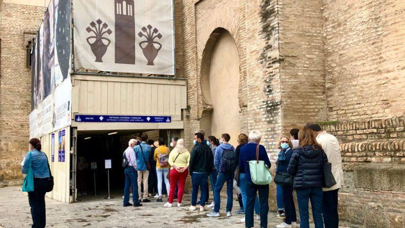 """""""Normalidad y optimismo"""" en la reapertura de las visitas a la Catedral"""
