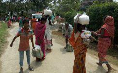 Manos Unidas reactiva su petición de ayuda para India