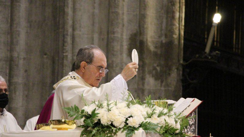 """Mons. Asenjo en la celebración del Corpus Christi: """"La Archidiócesis de Sevilla es profundamente eucarística"""""""