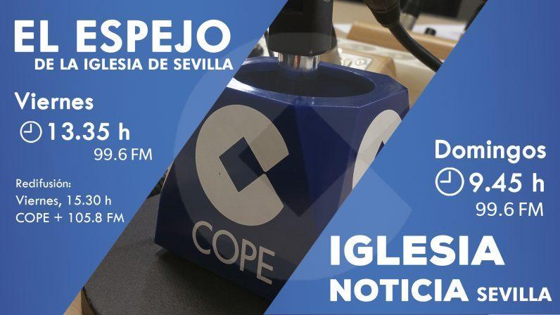 Este fin de semana comienza con la programación religiosa de COPE Sevilla