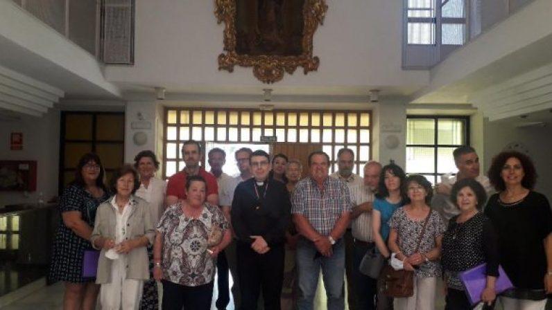 La Parroquia Dulce Nombre de María celebró un retiro espiritual
