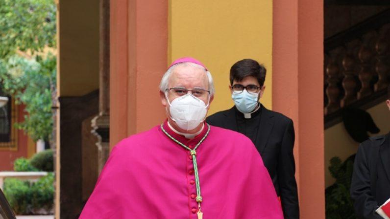 Mons. Saiz abrirá el curso del Consejo de Hermandades de Sevilla