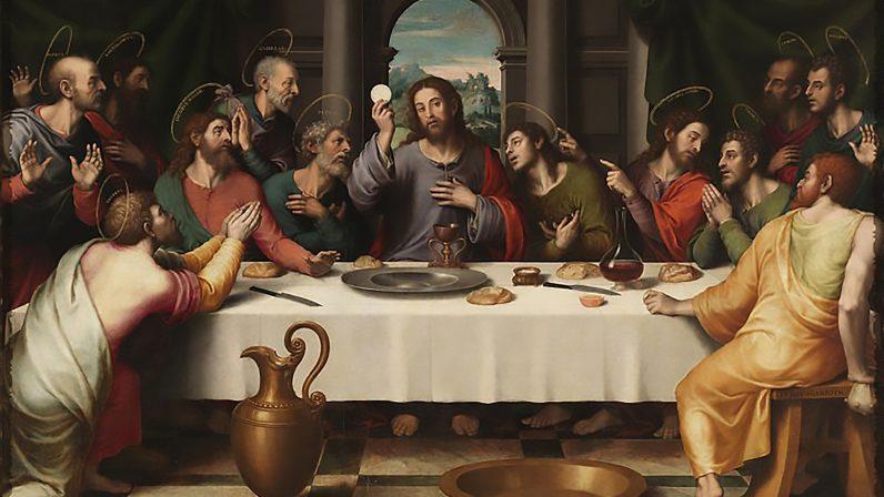 Solemnidad del Santísimo Cuerpo y Sangre de Cristo- Corpus Christi (Liturgia del 06-06-2021)
