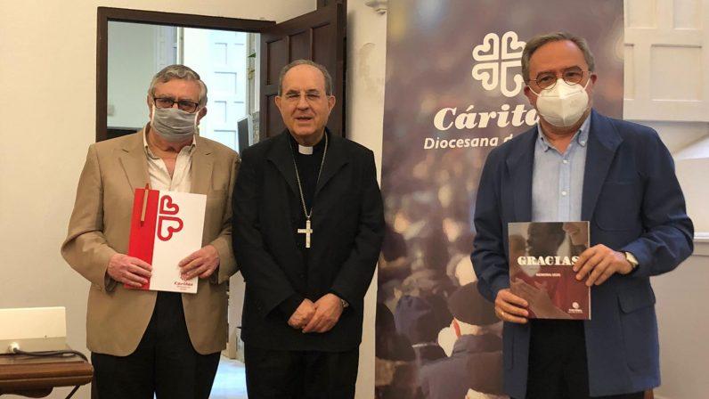 Las familias atendidas por Cáritas Diocesana de Sevilla aumentaron un 26,6% en 2020