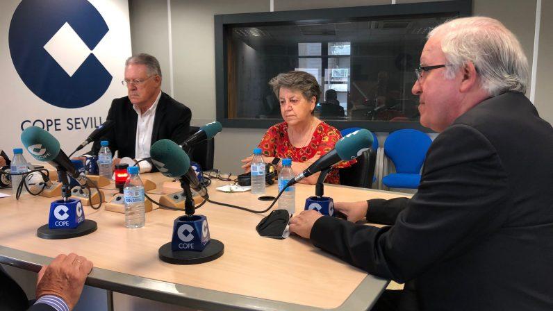 EL ESPEJO | Mons. Saiz participa en la tertulia de actualidad (25-06-2021)