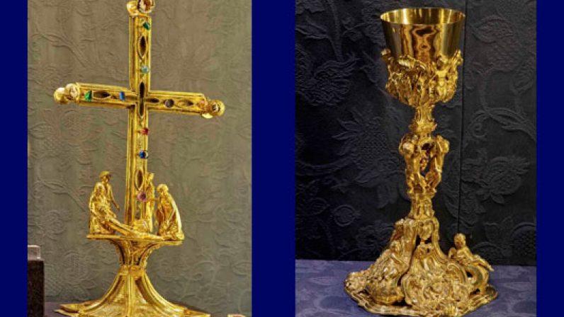 El Cabildo reserva destacados enseres litúrgicos para la misa de toma de posesión de mons. Saiz