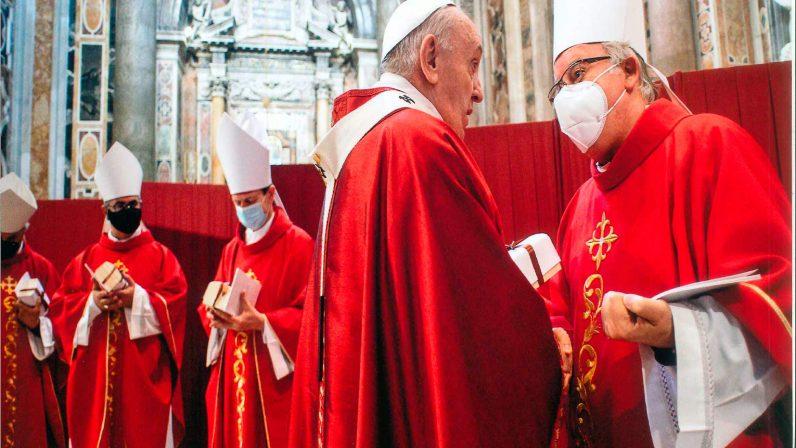 La Catedral acogerá la entrega del palio arzobispal a monseñor Saiz el 11 de septiembre
