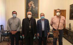 Intensa agenda del arzobispo de Sevilla en los ámbitos religioso, cultural y social