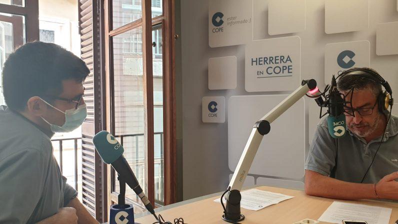 IGLESIA NOTICIA   Entrevista a José Francisco Durán, delegado de Pastoral Juvenil (04-07-2021)
