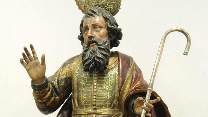 San Joaquín. Real Parroquia de Señora Santa Ana de Triana (Sevilla)