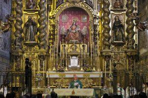 Clausura de los actos del V centenario del monasterio de Santa María de Jesús